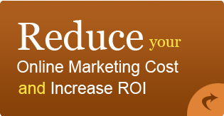 Online Marketing cost